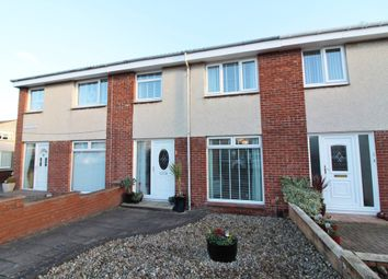 Thumbnail 3 bed terraced house for sale in Laighland, Prestwick