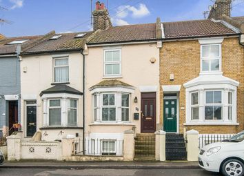 Thumbnail 3 bed terraced house for sale in Grange Road, Gillingham