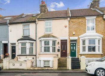 Thumbnail 3 bed terraced house for sale in Grange Road, Gillingham