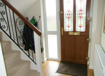 Thumbnail 3 bed detached house for sale in John Port Close, Etwall, Derby