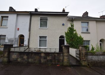 Thumbnail 5 bedroom terraced house for sale in North Road West, Plymouth, Devon