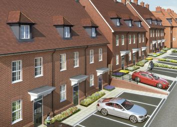 "Thumbnail 3 bedroom terraced house for sale in ""The Cedar Collection Cadenza"" at Elmbank Avenue, Arkley, Barnet"