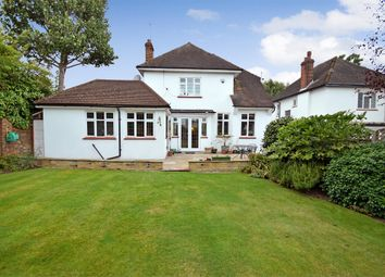 Thumbnail 3 bedroom detached house for sale in Friary Road, North Finchley