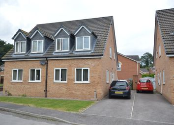 Thumbnail 2 bedroom semi-detached house to rent in Dandy Mill Court, Pontefract
