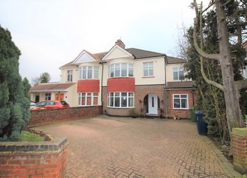 Thumbnail 4 bed semi-detached house for sale in Green Walk, Norwood Green