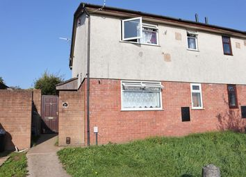 Thumbnail 1 bed semi-detached house to rent in Orchard Park, St Mellons, Cardiff