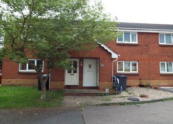 Thumbnail 1 bed maisonette to rent in Sedgefield Road, Burton-On-Trent