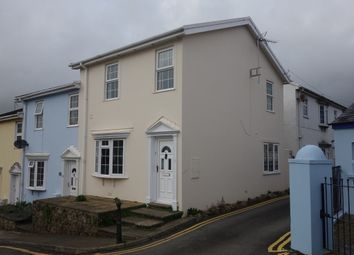 Thumbnail 3 bed end terrace house to rent in Queens Square, Haverfordwest
