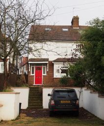 Thumbnail 5 bed semi-detached house for sale in Upper Sunbury Road, Hampton, Middlesex