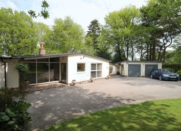 Thumbnail 3 bed detached bungalow for sale in Rowan Lane, Ashley Heath, Market Drayton
