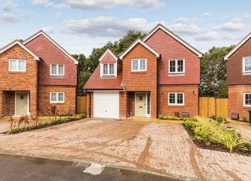 Thumbnail 4 bed detached house for sale in Bailey Road, Forest Gate, Rowlands Castle