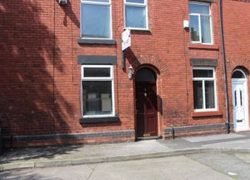 Thumbnail 2 bed end terrace house to rent in Flint Street, Droylsden, Manchester