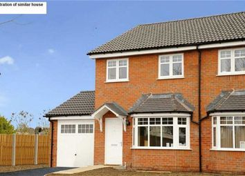 Thumbnail 3 bed semi-detached house for sale in Minsterley, Shrewsbury