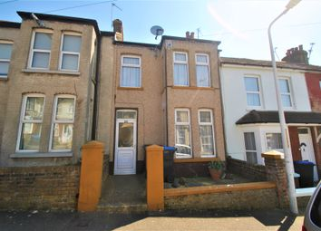 Thumbnail 2 bed terraced house for sale in Fitzroy Avenue, Margate, Kent