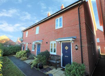 Thumbnail 2 bed end terrace house for sale in Hilton Close, Kempston