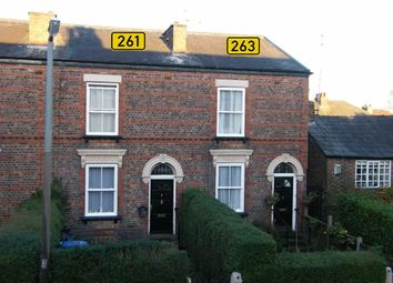 Thumbnail 2 bed terraced house for sale in Green Lane, Heaton Norris, Stockport