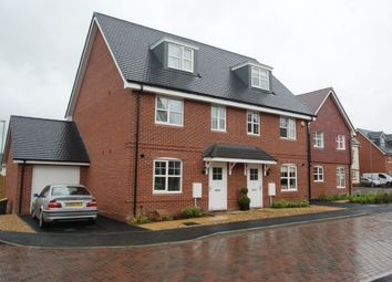 Thumbnail 3 bedroom semi-detached house to rent in Eton Dorney, Arena Close, Andover
