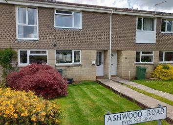 Thumbnail 2 bed terraced house for sale in Ashwood Road, Rudloe, Corsham