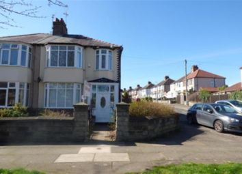 Thumbnail 3 bed semi-detached house to rent in Cooper Avenue North, Liverpool