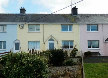 Thumbnail 3 bed terraced house for sale in Bro Llethi, Llanarth, Ceredigion
