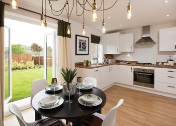 "Thumbnail 3 bed semi-detached house for sale in ""Bowland"" at Mitton Road, Whalley, Clitheroe"