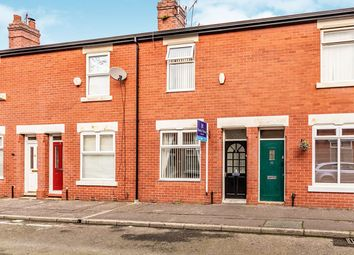 Thumbnail 2 bed terraced house for sale in Orrel Street, Salford
