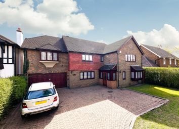 6 bed detached house for sale in Great Woodcote Park, Purley CR8