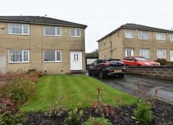 Thumbnail 3 bedroom semi-detached house for sale in Brown Royd Avenue, Huddersfield