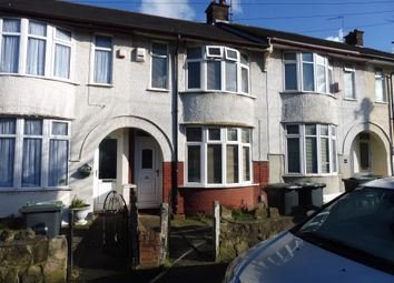Thumbnail 2 bedroom terraced house for sale in St. Monicas Avenue, Luton