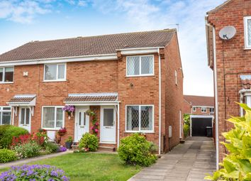 2 bed semi-detached house for sale in Halifax Court, York YO30