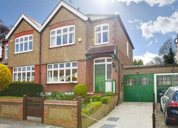 Thumbnail 3 bed end terrace house for sale in Churston Gardens, Bounds Green, London