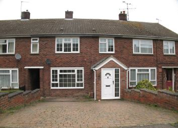 Thumbnail 3 bed terraced house to rent in Broadcroft Crescent, Haverhill