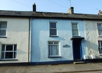 Thumbnail 3 bed terraced house for sale in Dolecoed Road, Llanwrtyd Wells