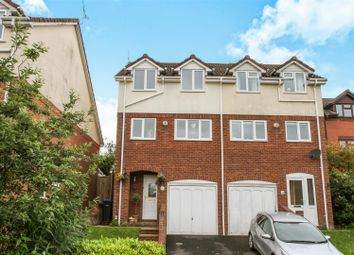 Thumbnail 3 bed semi-detached house for sale in Cygnet Drive, Durrington, Salisbury