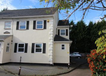 Thumbnail 4 bed semi-detached house for sale in Barnet Road, Arkley, Barnet