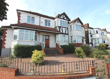 Thumbnail 3 bedroom flat to rent in Hadley Way, Winchmore Hill, London