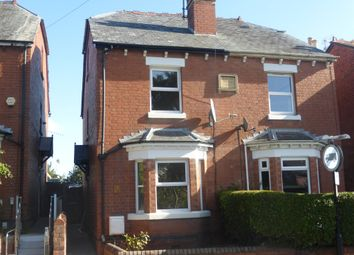Thumbnail 3 bed semi-detached house for sale in Westfaling Street, Hereford