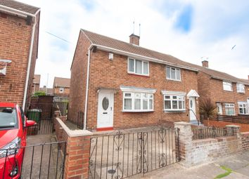 Thumbnail 2 bed semi-detached house to rent in Andrew Road, Sunderland, Tyne And Wear