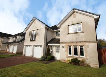 Thumbnail 5 bed detached house for sale in Suntroy Grove, Jackton, South Lanarkshire