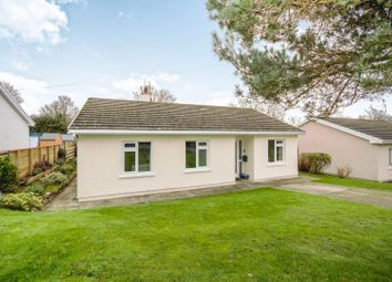 Thumbnail 3 bed detached bungalow for sale in St. Ishmaels, Haverfordwest
