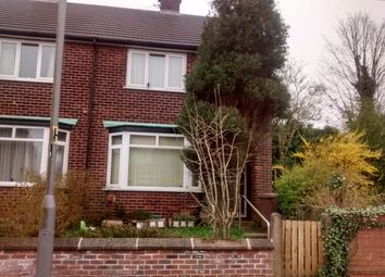 Thumbnail 2 bed semi-detached house to rent in Belvedere Road, Newton Le Willows