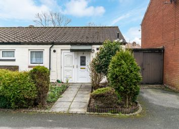 Thumbnail 1 bed semi-detached bungalow for sale in Canada Close, Fearnhead, Warrington