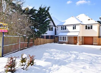 Thumbnail 4 bed detached house for sale in Alvanbury Close, Maidstone, Kent