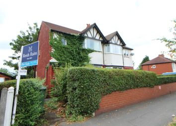 Thumbnail 3 bed semi-detached house for sale in Reddish Road, Stockport