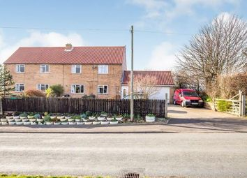Thumbnail 3 bed semi-detached house for sale in Mill View, Low Hawsker, Whitby, North Yorkshire