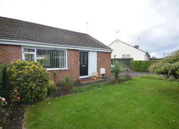 Thumbnail 2 bed semi-detached bungalow for sale in Highfield Road, Neston