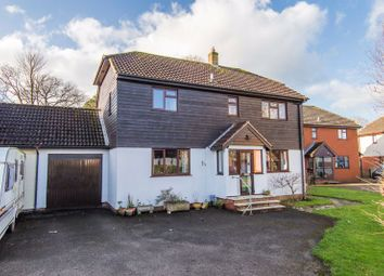 4 bed detached house for sale in Yeoford Meadows, Yeoford, Crediton EX17