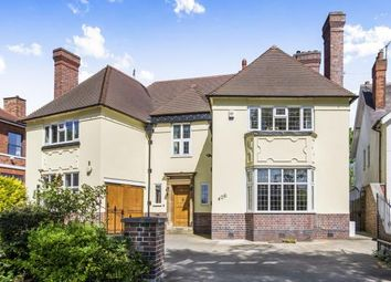 Thumbnail 5 bedroom detached house for sale in Welford Road, Leicester, Leicestershire