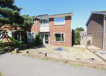 Thumbnail 3 bed end terrace house for sale in Broadway, Gillingham, Kent.