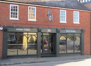 Thumbnail Restaurant/cafe to let in 26A, Market Place, Olney